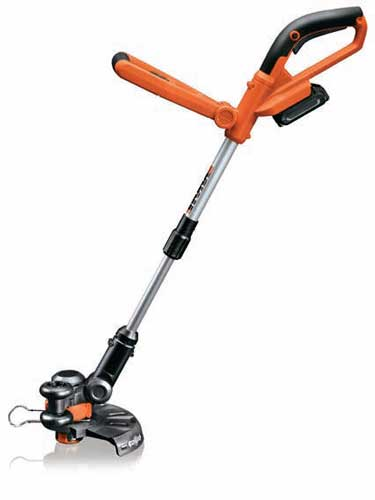 WORX WG151.5 10 INCH 18V LI-ION CORDLESS GRASS TRIMMER