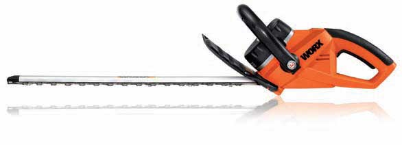 WORX WG250 20-INCH 18V NI-CD HEDGE TRIMMER