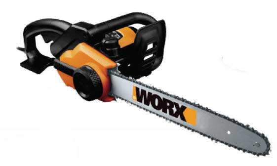WORX WG300 14-INCH 3-HP ELECTRIC CHAIN SAW