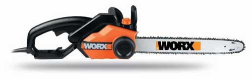 WORX WG303 16-INCH 3.5-HP ELECTRIC CHAIN SAW
