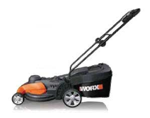 WORX WG708 17-INCH ELECTRIC LAWN MOWER