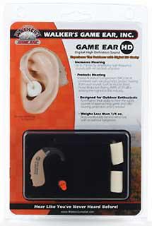 WALKERS GAME EAR WGEHD GAME EAR HD