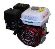 Yamakoyo YK650H 6.5 Hp Ohv Yamakoyo 6-To-1 Reduction Engine