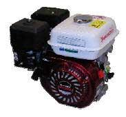 Yamakoyo YK650Q 6.5 Hp Ohv Yamakoyo Q-Type Engine