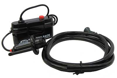 ZODI OUTBACK GEAR ZODI1061 BATTERY POWERED BILGE PUMP
